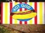 Unser neuer Stand für Heiße Hunde