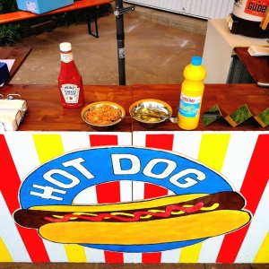 Hot Dog Stand die 2.