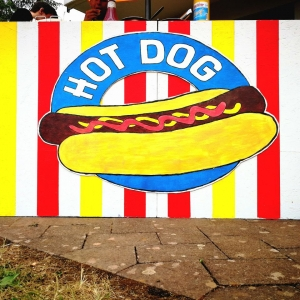 Hot Dog Stand die 3.